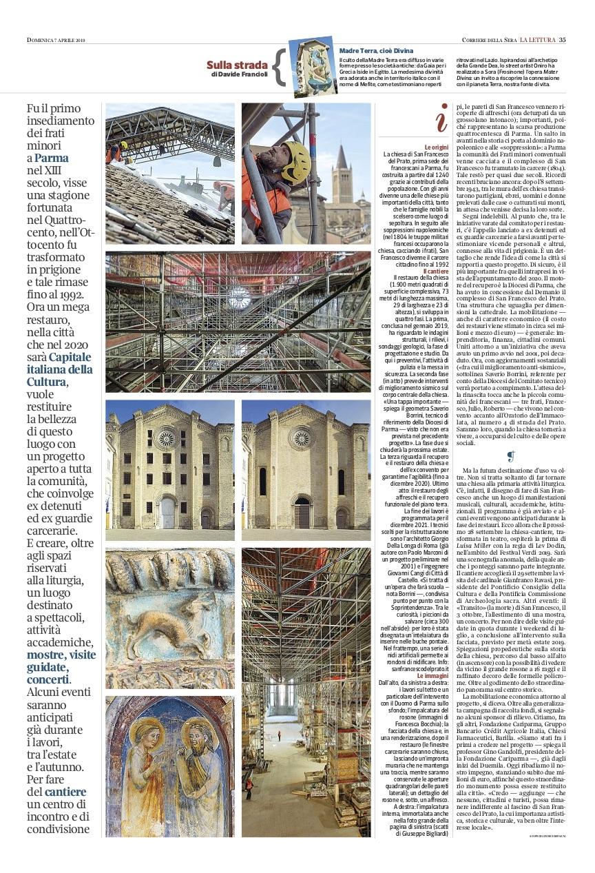 Serviziofotografico Parma Corrieredellasera Francescabocchia