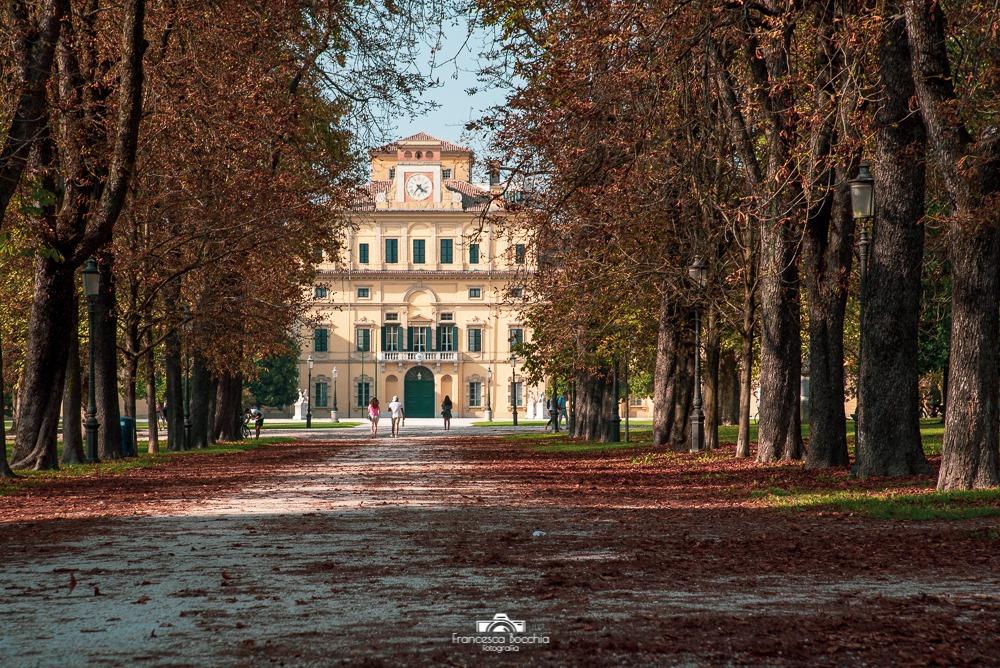 Foto Autunno Parma Parco Ducale