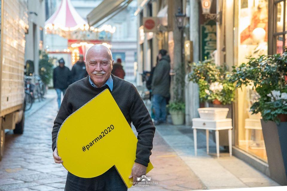 Luigi Iannaccone Presidente e Fondatore Associazione SEIRS Croce Gialla Parma