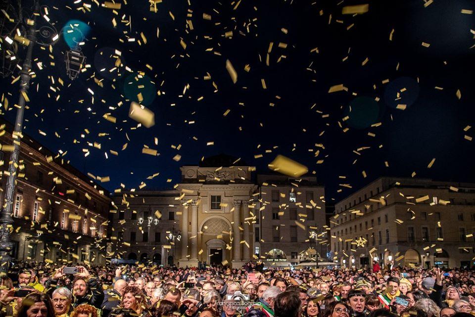 Inagurazione Parma2020