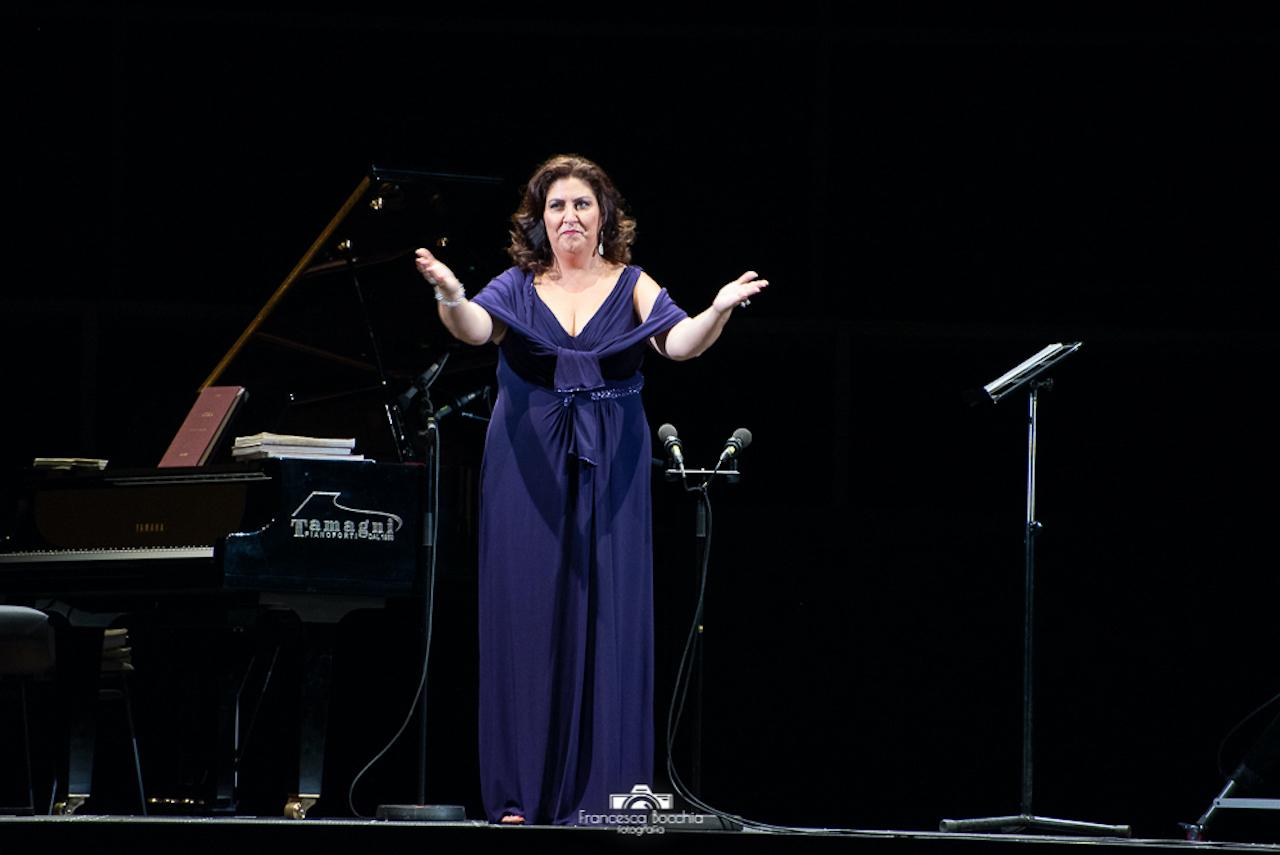 ANNA PIROZZI PARCO DELLA MUSICA PARMA 2020 CLUB DEI 27 FOTO FRANCESCA BOCCHIA (143)