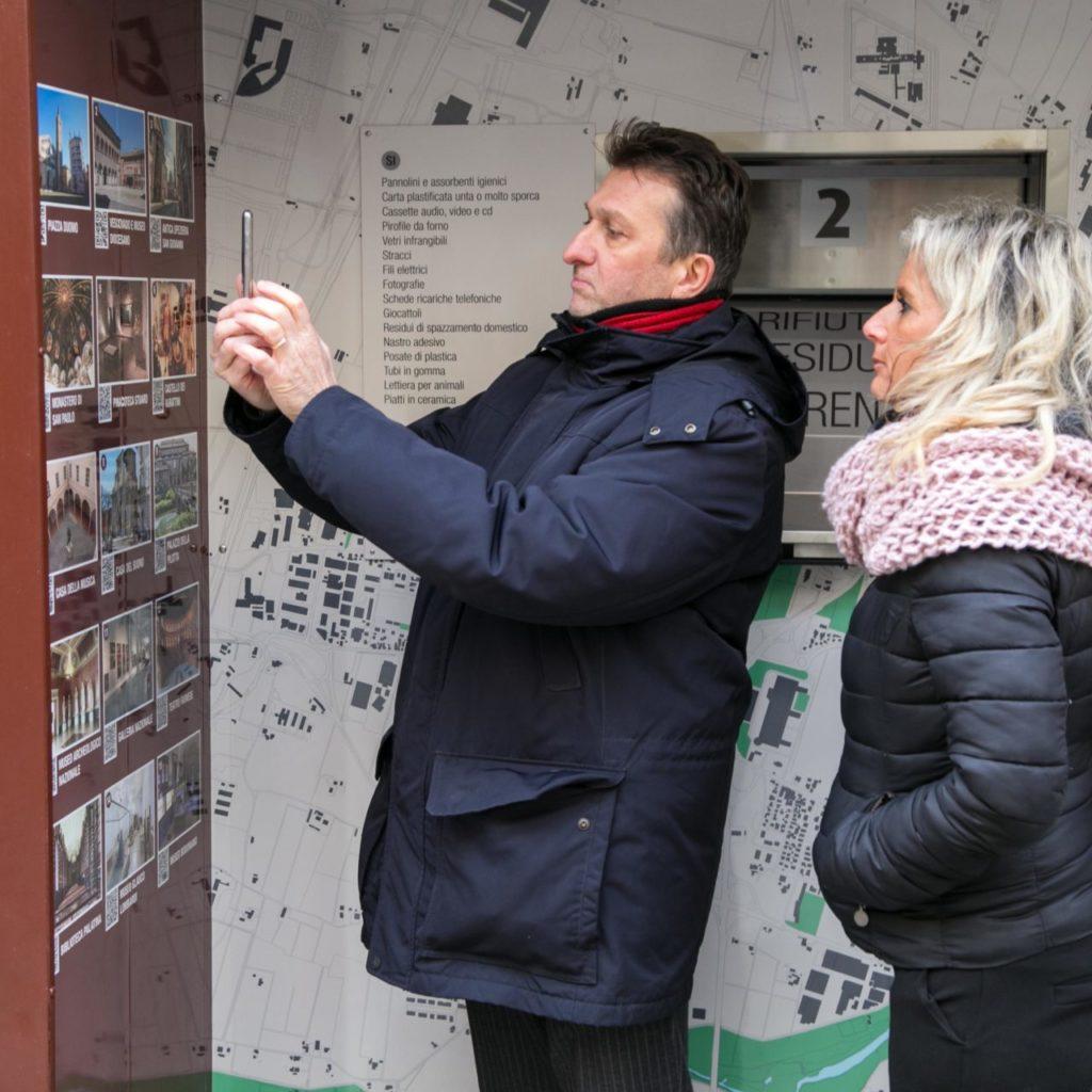 2018 01 29 Benassi Inaug Mini Eco Station Ple Paer 4
