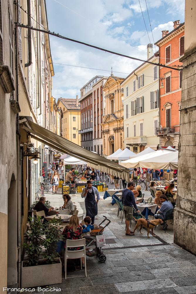 Parma, Uno Sguardo Sulla Mia Città